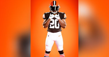 Browns new 2020 jerseys