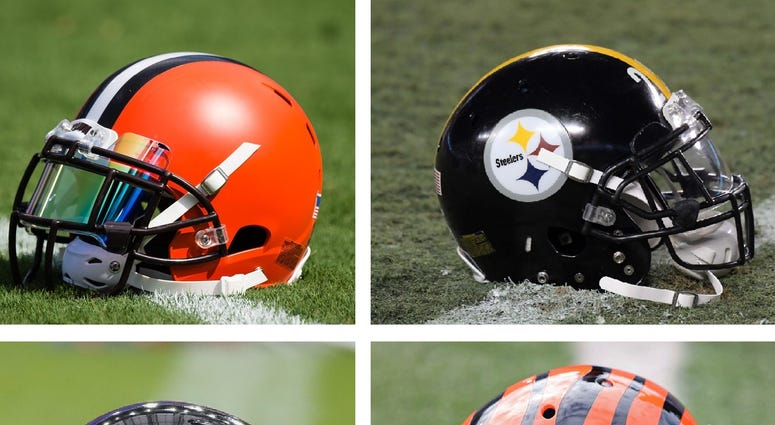 AFC NORTH HELMETS