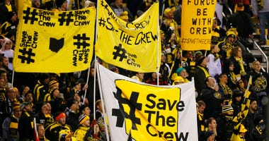The Austin City Council is scheduled to decide Wednesday, Aug. 15, 2018 whether to move ahead with a stadium plan that could prompt Major League Soccer's Columbus Crew to leave its home city after 22 years.