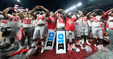 Ohio State Big Ten Championship College Football Playoff