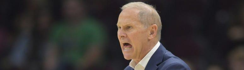 Chris Fedor: Cavs' problems aren't gone just because John Beilein resigned