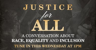 Justice For All: A Conversation about Race, Equality, and Inclusion