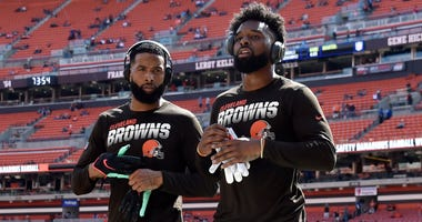 Jarvis Landry, Odell Beckham Jr. among players to challenge NFL to do more for social justice