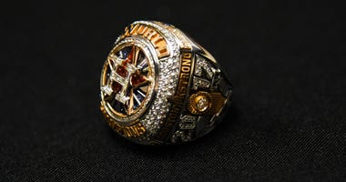 Houston Astros Ring