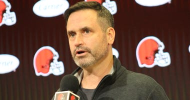Mike Priefer Cleveland Browns special teams coordinator