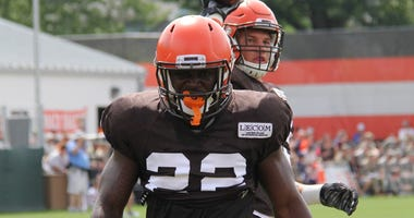 Cleveland Browns second year safety Jabrill Peppers