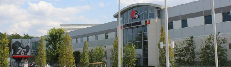 Cleveland Browns training facility