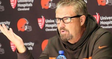 Gregg Williams Cleveland Browns interim head coach