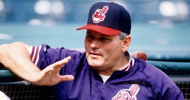 Former Cleveland Indians manager Mike Hargrove
