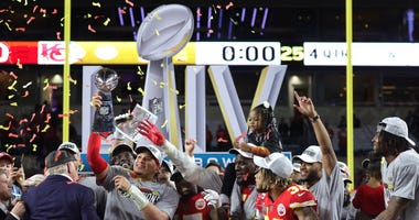 Patrick Mahomes Super Bowl LIV MVP