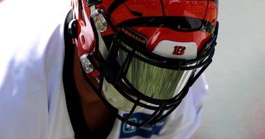 Cincinnati Bengals center Billy Price