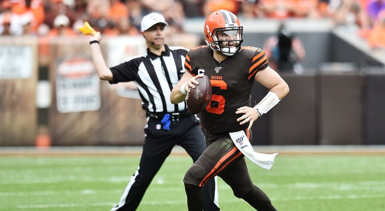Cleveland Browns disappoint in 43-13 Tennessee Titans loss | 92.3 ...