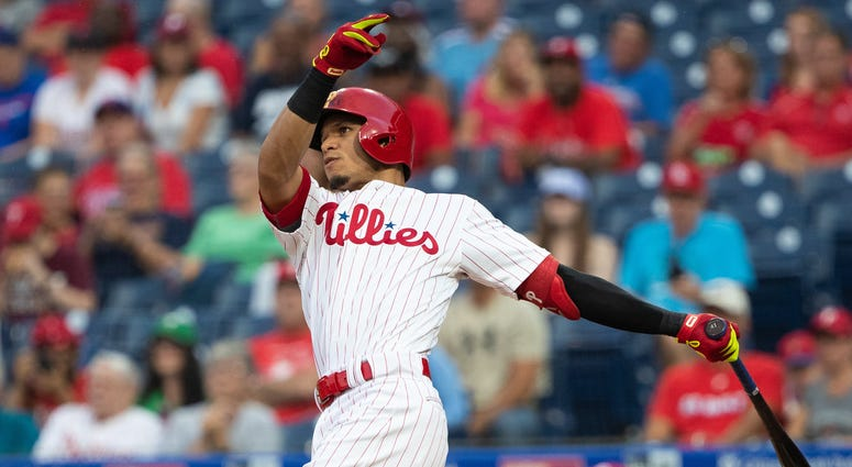 New Indians 2B Cesar Hernandez
