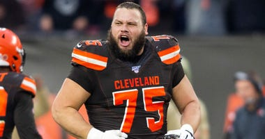 Joel Bitonio Cleveland Browns