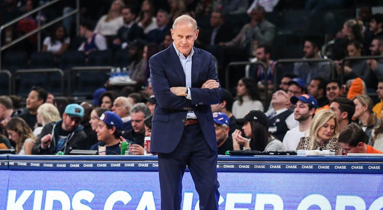 Nov 10, 2019; New York, NY, USA; Cleveland Cavaliers head coach John Beilein at Madison Square Garden. Mandatory Credit: Wendell Cruz-USA TODAY Sports