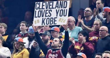 Cavaliers Fan at Rocket Mortgage Fieldhouse