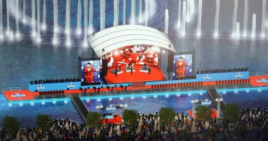NFL draft 2020 stage