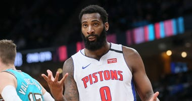 Andre Drummond Cleveland Cavaliers