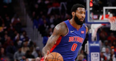 Cleveland Cavaliers center Andre Drummond