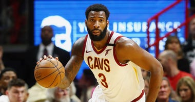 Andre Drummond Cleveland Cavaliers center