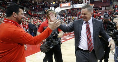 Ohio State head coach Chris Holtmann