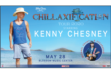Kenny Chesney: Chillaxification Tour 2020