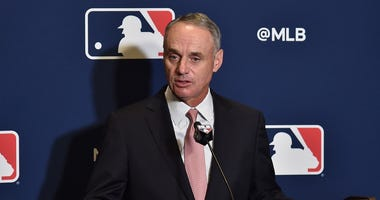 MLB commissioner Rob Manfred