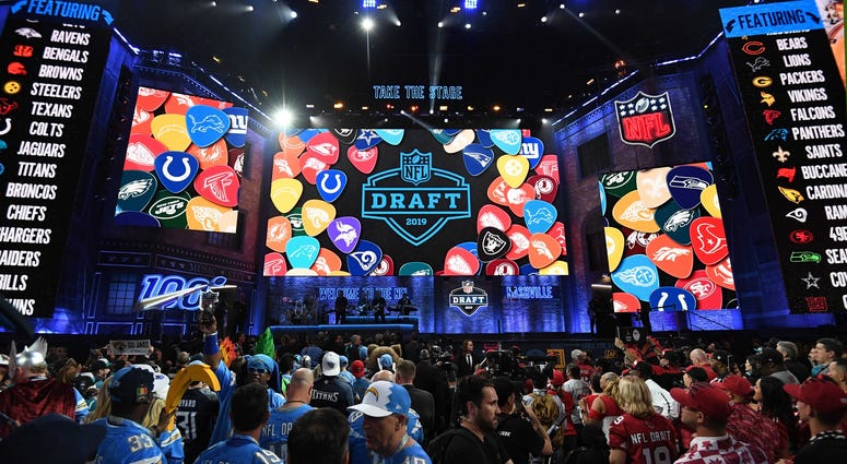 John Ourand: If I'm going to bet, the ratings for the NFL Draft are going to go through the roof; it's going to be a presentation unlike anything that we've ever seen