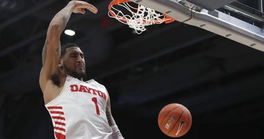 Dayton forward Obi Toppin