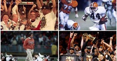 Cleveland sports misery