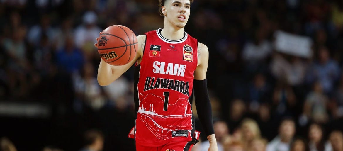 LaMelo Ball Draft Watch: 8 Possible Destinations