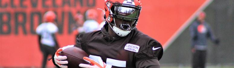 Browns notes: TE David Njoku says he'll be activated from IR, play Sunday