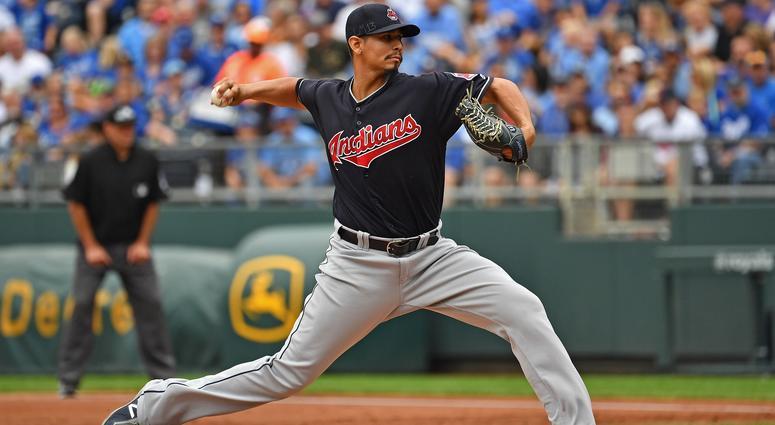Carlos Carrasco Cleveland Indians
