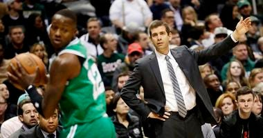 """The Celtics had the third-best road record during the regular season but have just one road victory so far in the playoffs. Boston's youngsters acknowledged being """"shell-shocked"""" in the first round when that series shifted to Milwaukee"""