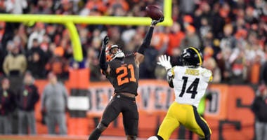Photos: Browns beat Steelers on Thursday night football