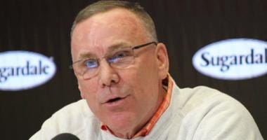 John Dorsey keeping options open for round 1 of draft