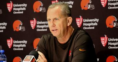 Browns offensive coordinator Todd Monken hired by Georgia