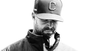 Mar 28, 2019; Minneapolis, MN, USA; Cleveland Indians starting pitcher Corey Kluber (28) looks on before the game against the Minnesota Twins at Target Field. The Minnesota Twins defeated the Cleveland Indians 2-0. Mandatory Credit: David Berding-USA TODA