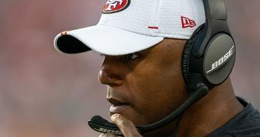 Joe Woods San Francisco 49ers defensive backs coach