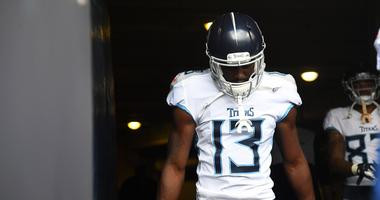Former Tennessee Titans wide receiver Taywon Taylor