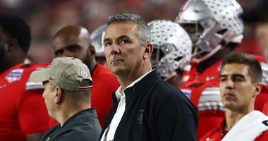 Ohio State Buckeyes former head coach Urban Meyer