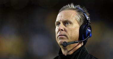 Todd Monken - NCAA Football: Old Dominion at Southern Mississippi