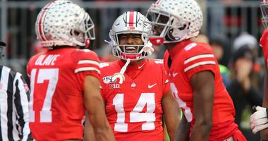 Ohio State wide receivers
