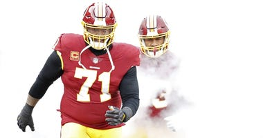 Redskins left tackle Trent Williams
