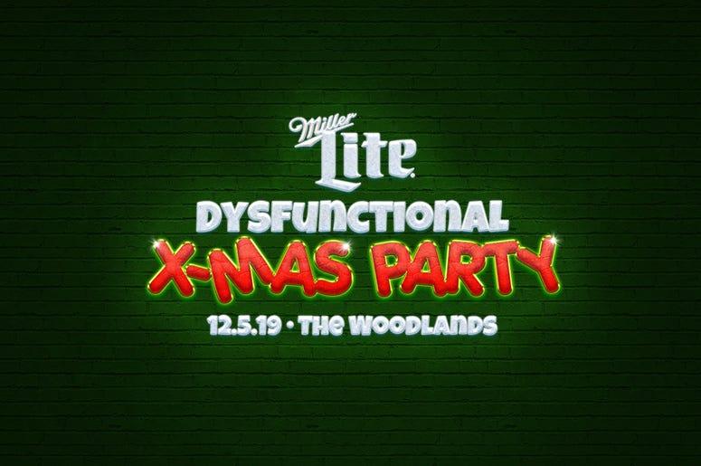 Miller Lite Dysfunctional X-Mas Party