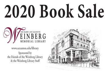 Friends of Weinberg Memorial Library Book Sale