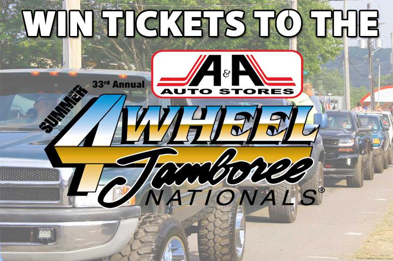 4 Wheel Jamboree