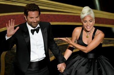 Bradley Cooper x Lady Gaga
