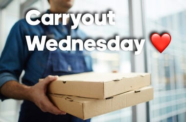 Carryout Wednesday