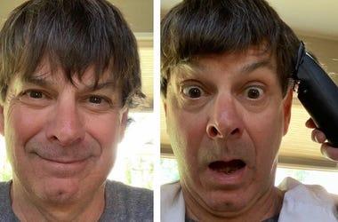 Rock's Haircut